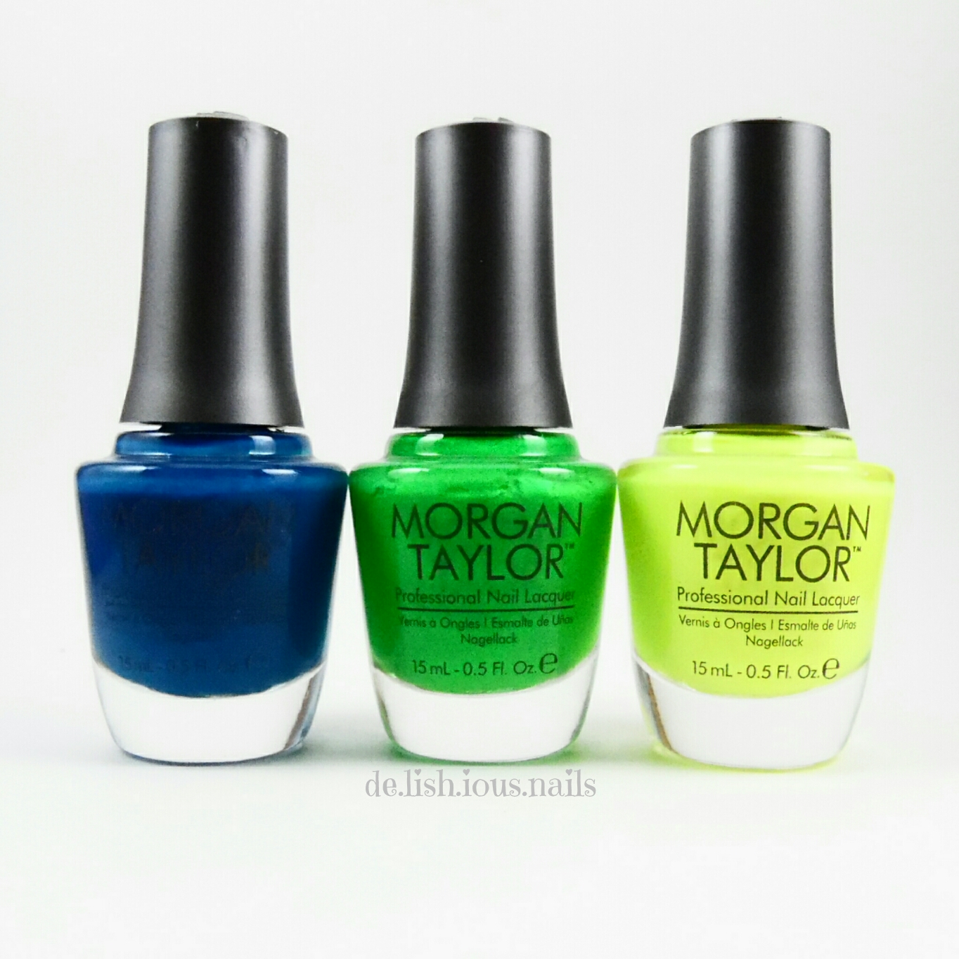 The Best Watermarble Polishes - Delishious Nails