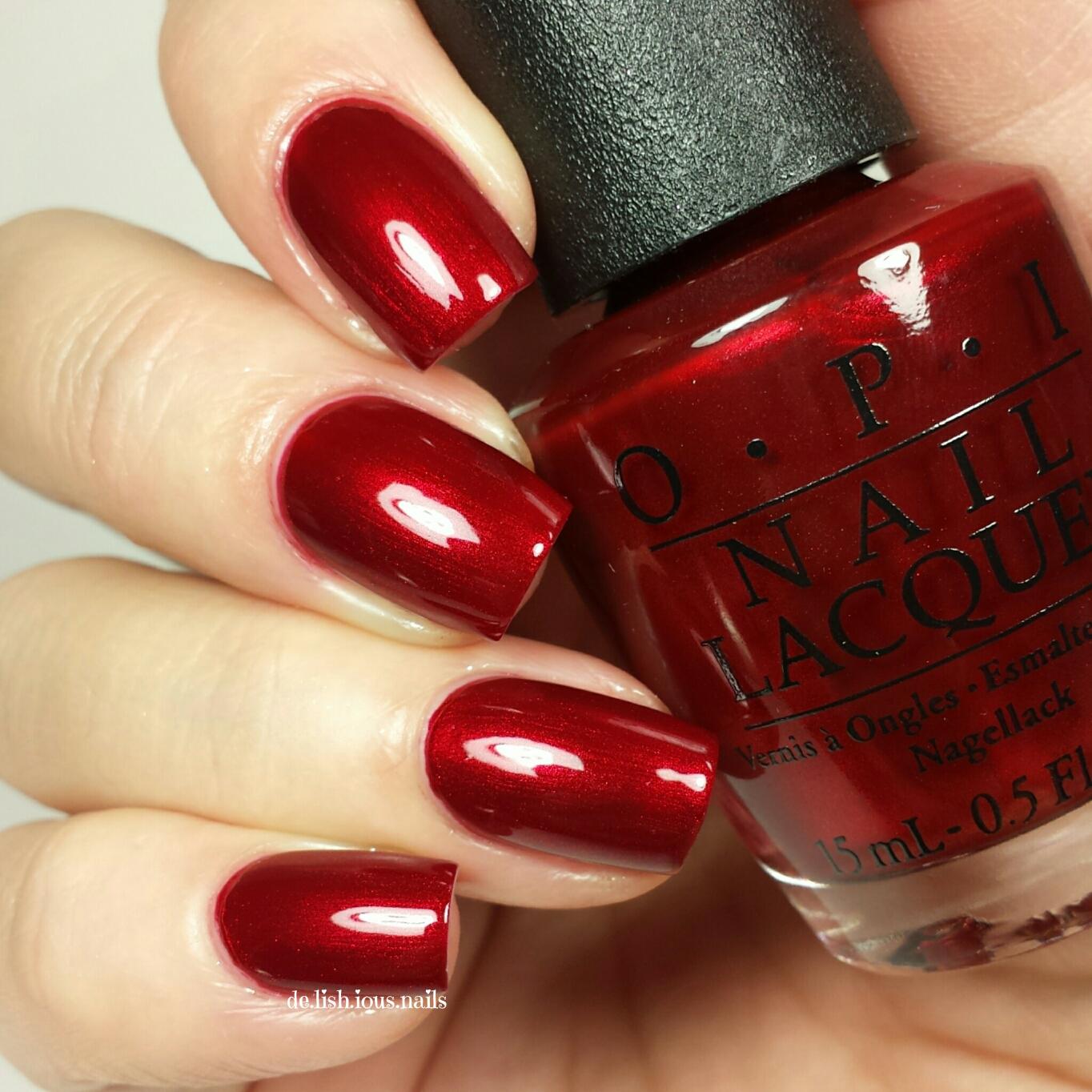Opi Starlight De Lish Ious Nails