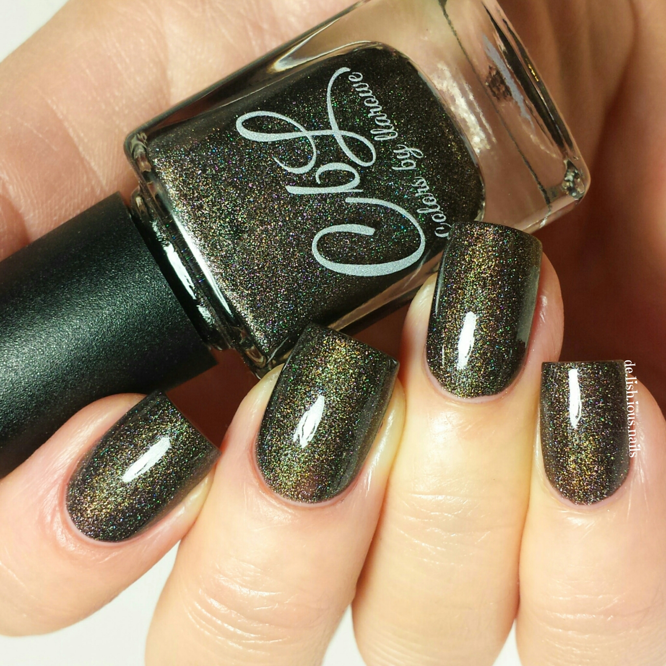 CbL Winter Collection 2015 – De-Lish-ious Nails