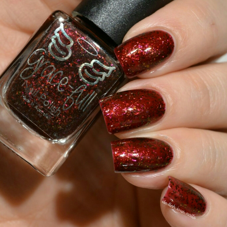 Grace-Full Polish - Vampire Collection - Delishious Nails