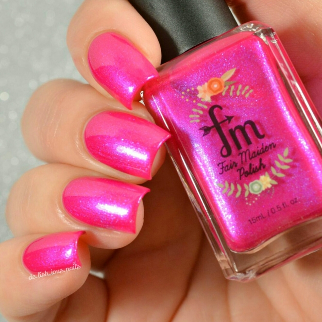 Fair maiden polish feline catty dinah 3
