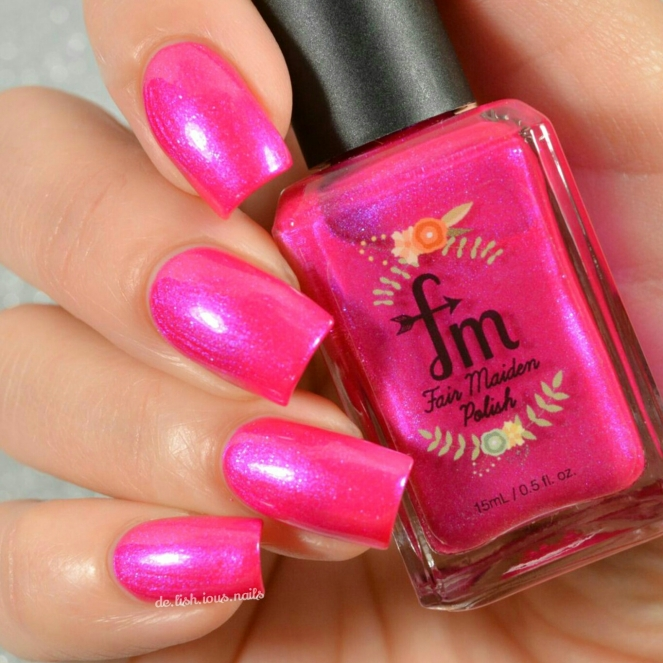 Fair maiden polish feline catty dinah