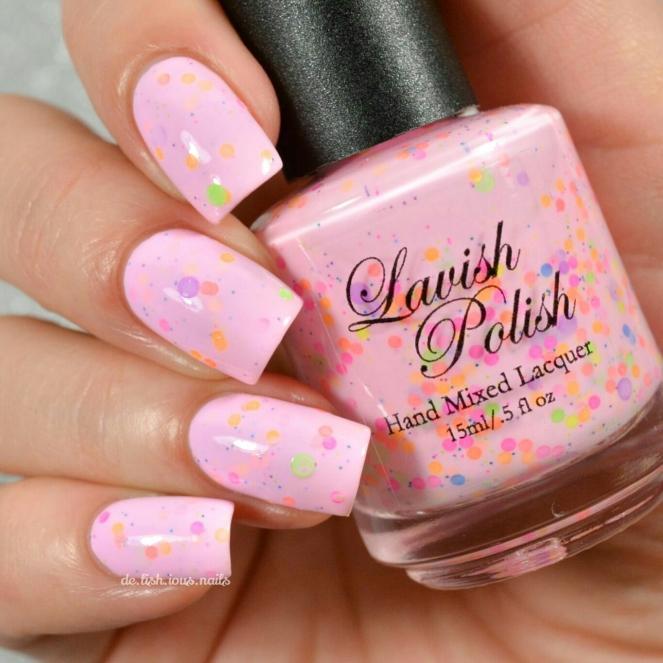 Lavish_polish_summer_pink_lemonade_