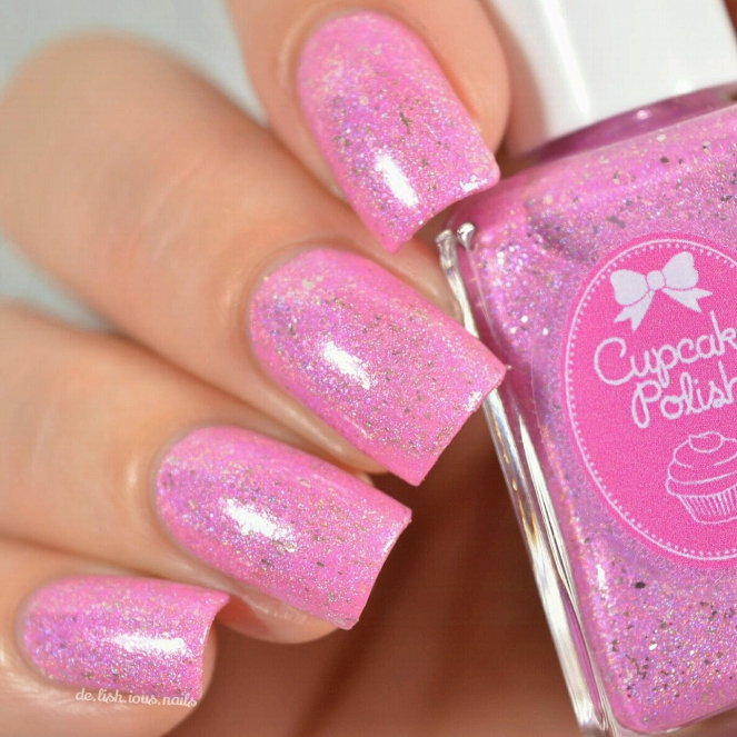 Cupcake Polish Cheers to 3 Years 3