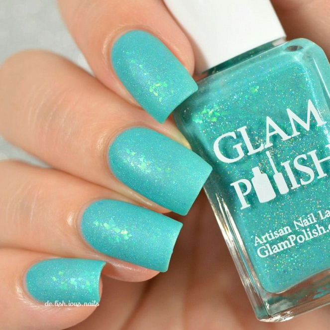 Glam Polish FB Group Custom Making A Splash 15