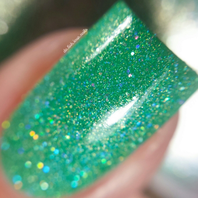 Glam Polish Forever After Enchanted Forest 2