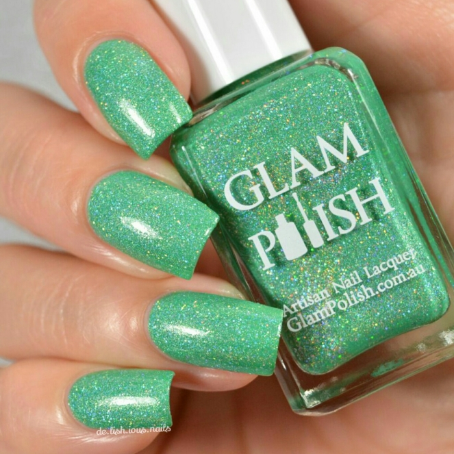Glam Polish Forever After Enchanted Forest