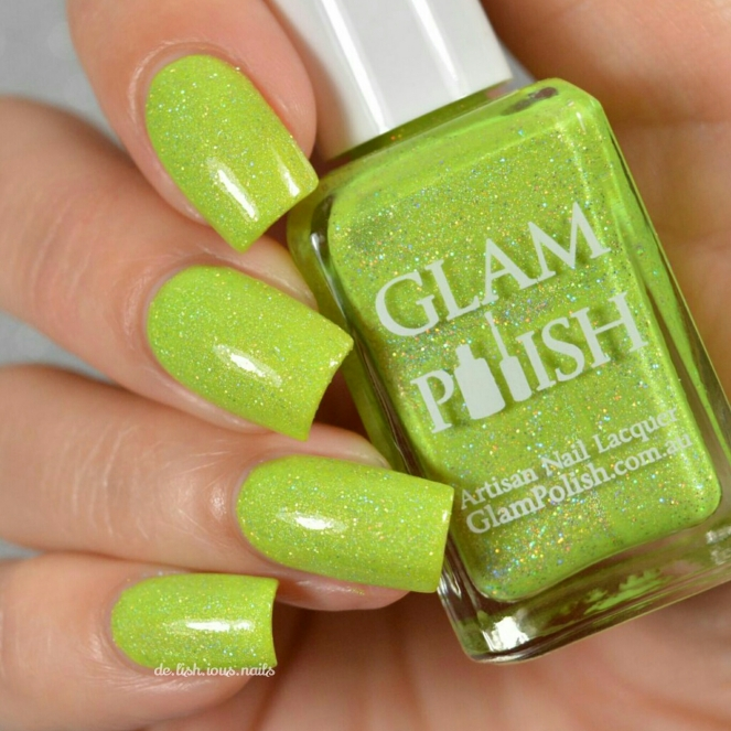 Glam Polish Forever After Little Bit of Magic