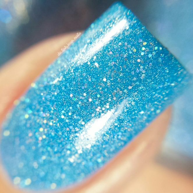 Glam Polish Forever After My Prince Will Come 2