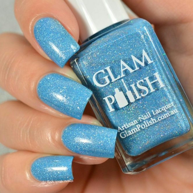 Glam Polish Forever After My Prince Will Come