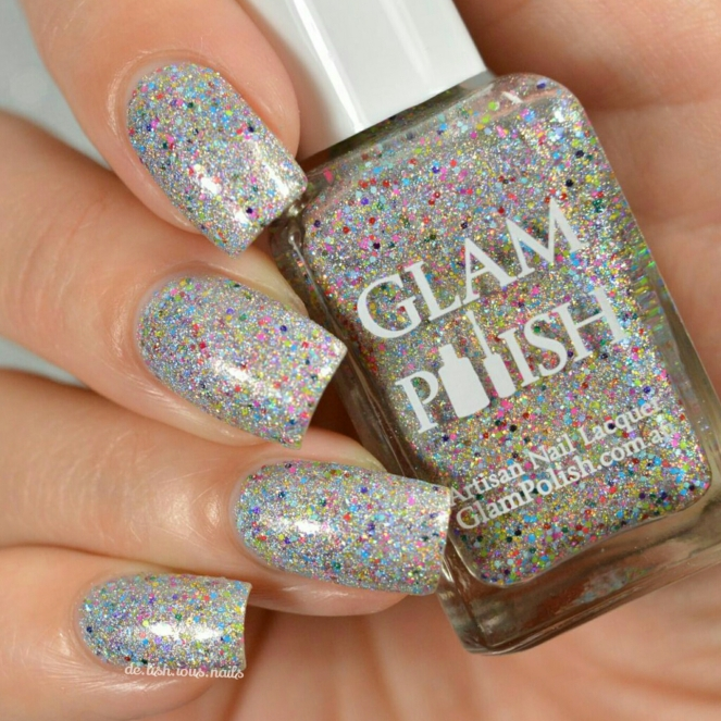 Glam Polish Forever After Never Grow Up