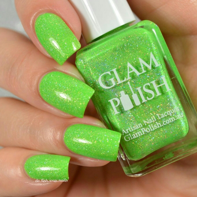 Glam Polish Forever After Slay The Dragon
