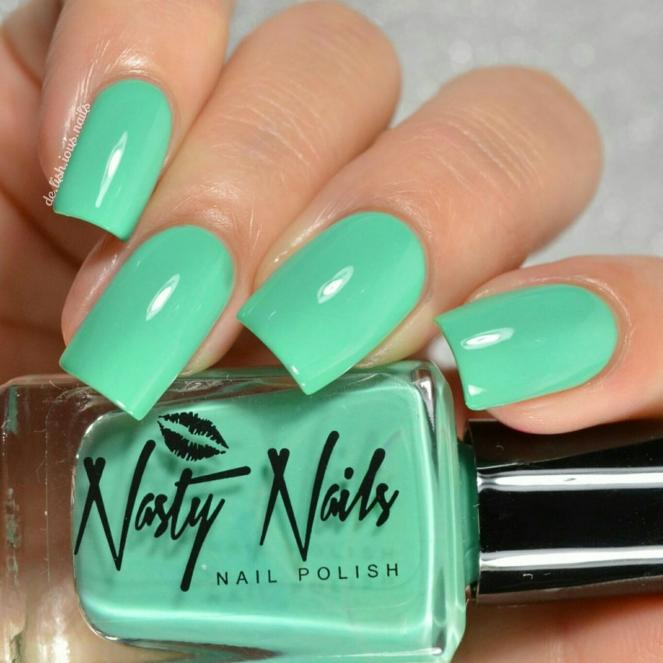 Nasty Nails Thottin It Up