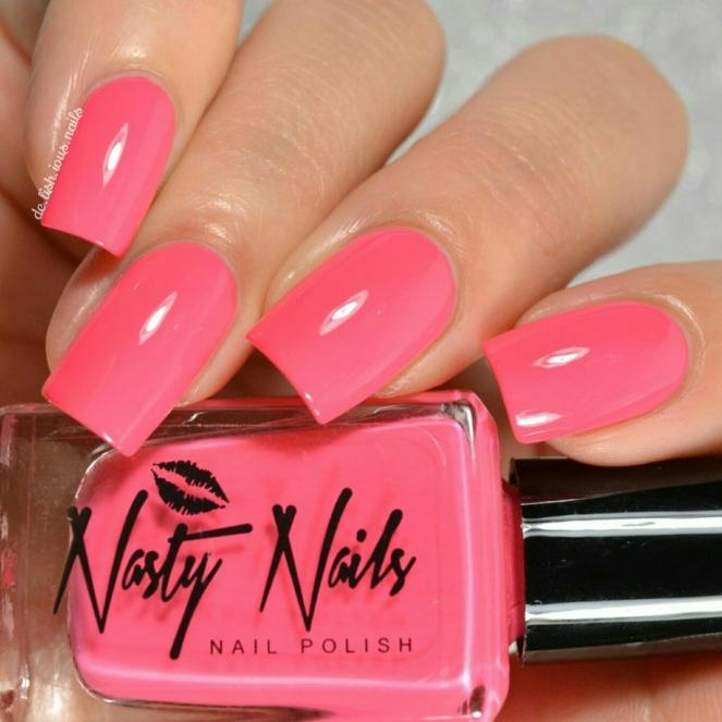 Nasty Nails You're Such a Slut