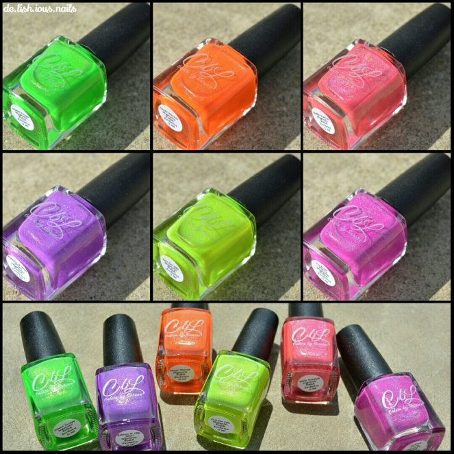 CbL Hypnotic Polish Time To Chill Collection 5